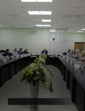 О заседании общественного совета